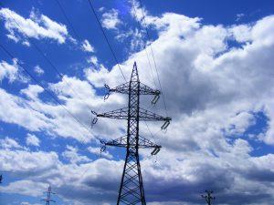 elektros įvadas