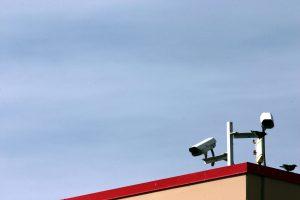 vaizdo stebėjimo sistema
